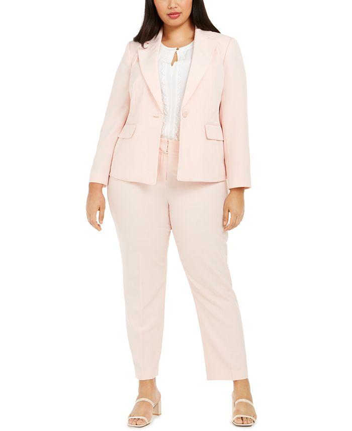 Le Suit - Plus Size Pants Suit