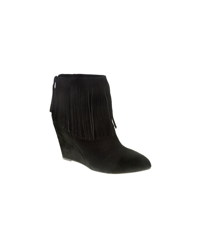 Chinese Laundry - Arctic Wedge Ankle Booties