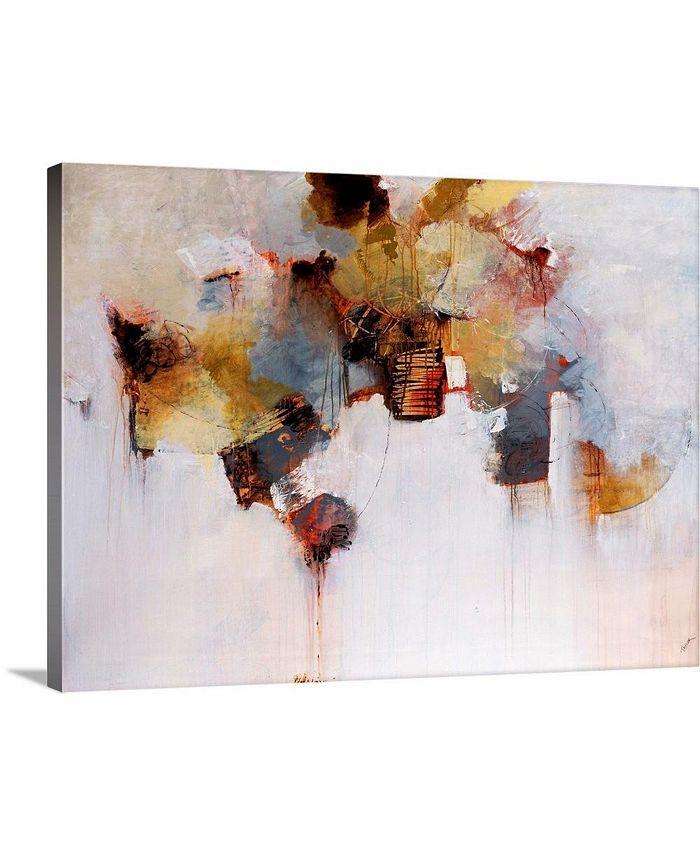 "GreatBigCanvas - 24 in. x 18 in. ""Earthenware"" by  Kari Taylor Canvas Wall Art"