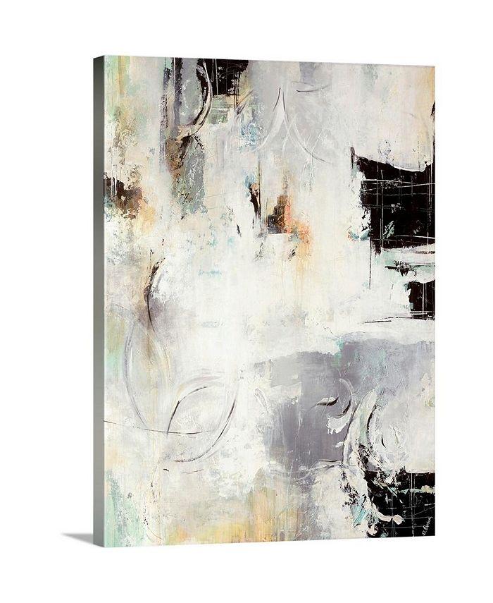 "GreatBigCanvas - 30 in. x 40 in. ""Tourist"" by  Rikki Drotar Canvas Wall Art"