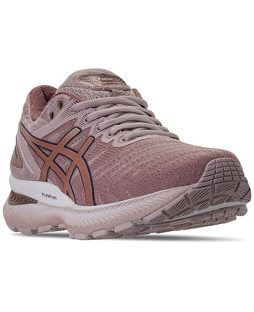 Ipocrisia Industrializzare uva  Asics Women's GEL-Nimbus 22 Running Sneakers from Finish Line & Reviews -  Finish Line Athletic Sneakers - Shoes - Macy's