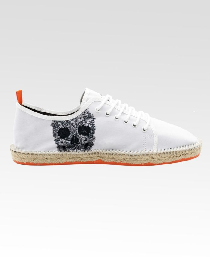 String Republic Espadrilles Nice Skull Men's Sneakers & Reviews - All Men's Shoes - Men - Macy's