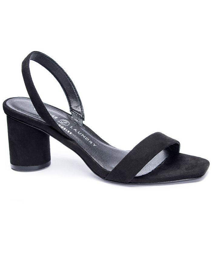 Chinese Laundry - Yumi Sling Back Dress Sandals
