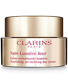 Clarins Nutri-Lumière Day Cream, 1.6-oz.