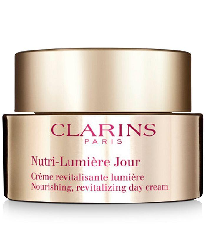 Clarins - Nutri-Lumière Day Cream, 1.6-oz.