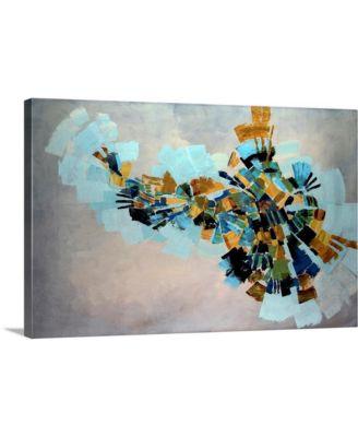 "'Kaleidoscope' Canvas Wall Art, 30"" x 20"""