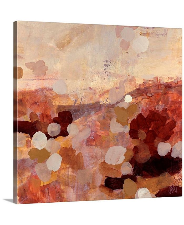 "GreatBigCanvas - 36 in. x 36 in. ""New Home I"" by  Jodi Maas Canvas Wall Art"