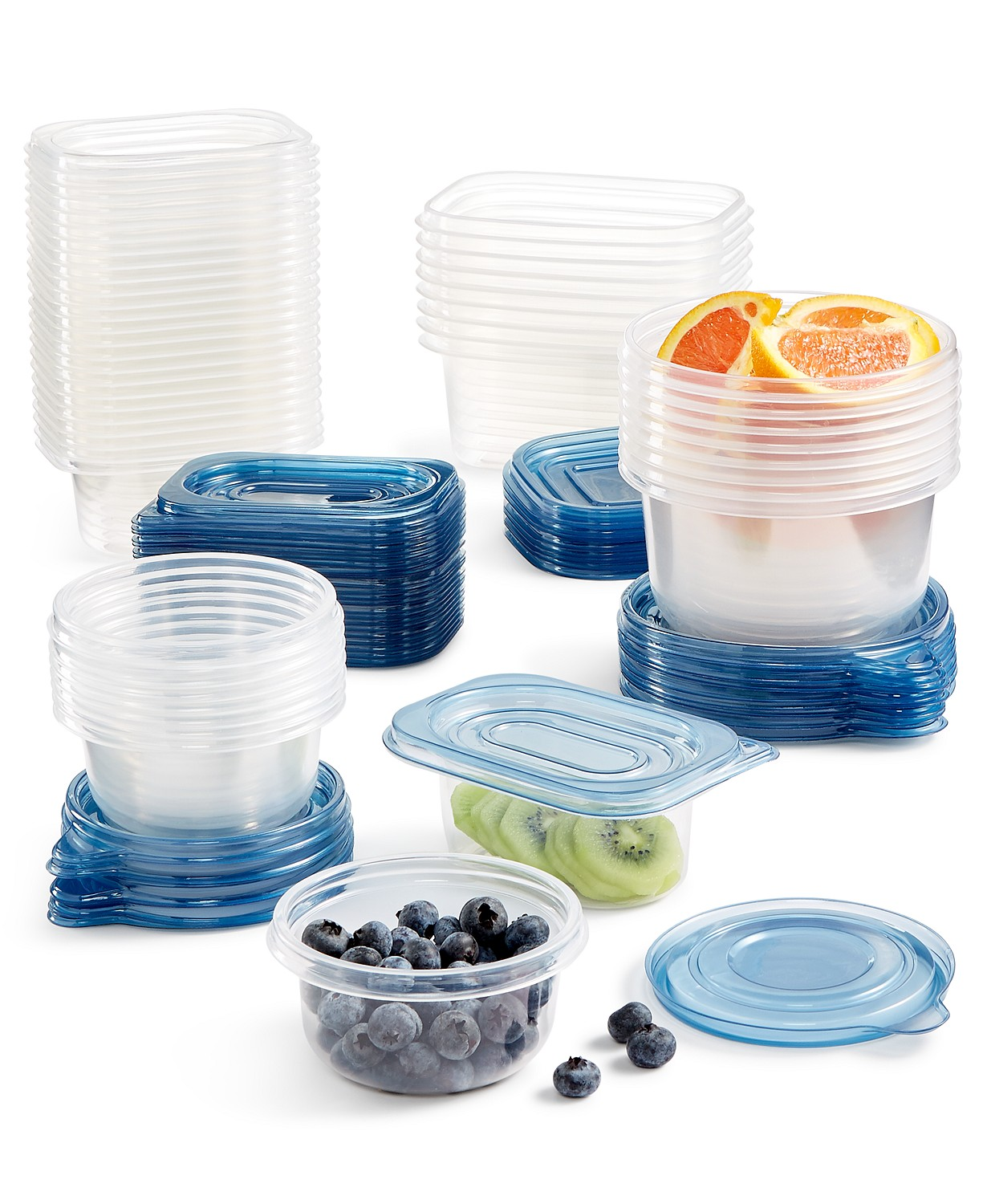 100-Pc. Food Storage Set $14.99 (70% off)