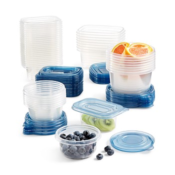 Art & Cook 100-Pieces Food Storage Set