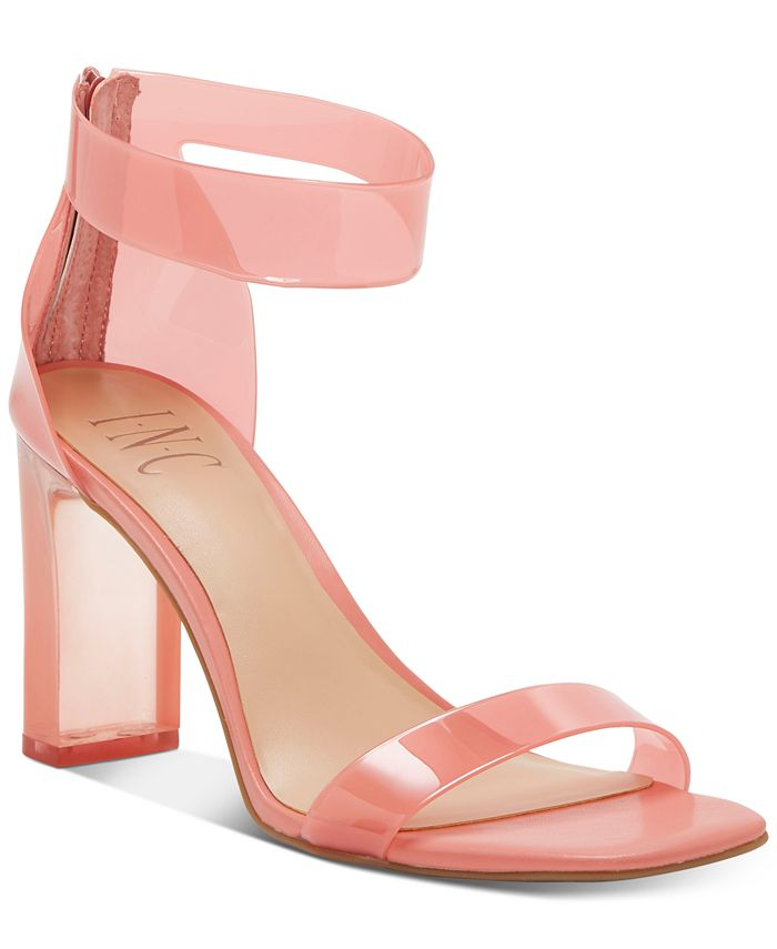 INC International Concepts - Women's Makenna Two-Piece Dress Sandals