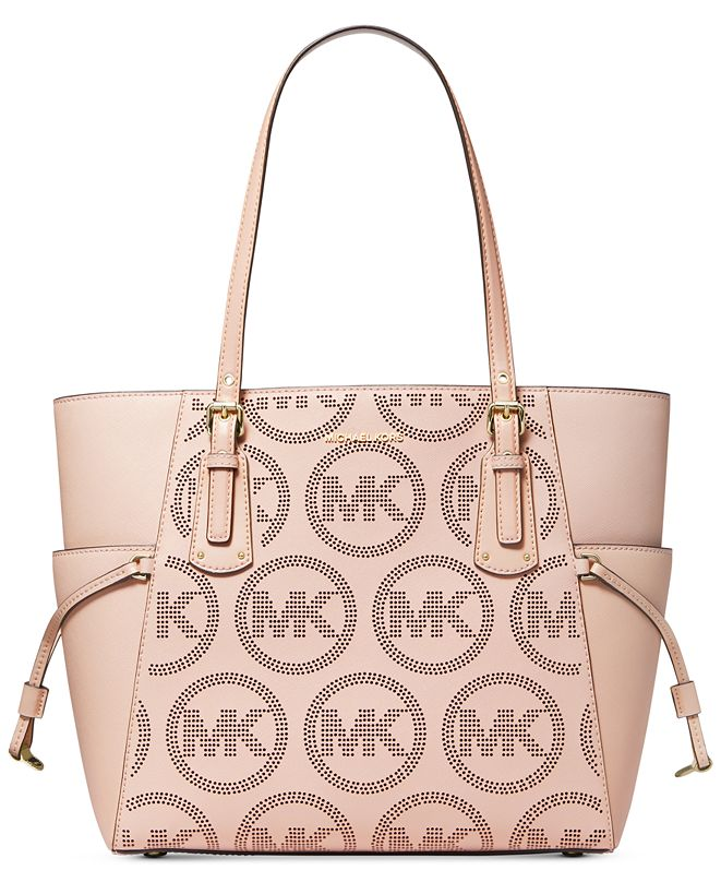 Michael Kors Voyager East West Leather Tote