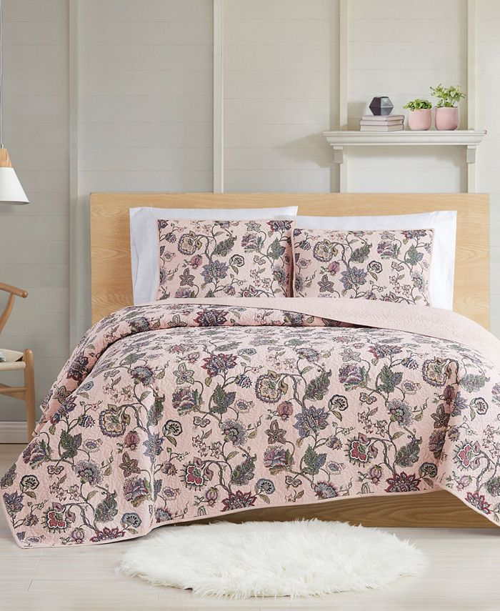 Cottage Classics - Ridgefield 3-Piece Full/Queen Quilt Set