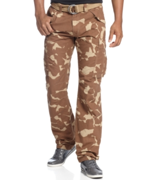 Rocawear Pants Trooper Camo Cargo Pants