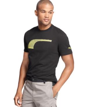 Puma Shirt Bonestripe Graphic TShirt