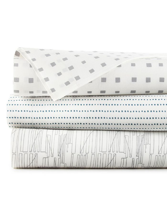 City Scene - Penelope Twin Sheet Set