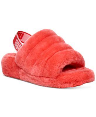 UGG® Women's Fluff Yeah Neon Slides