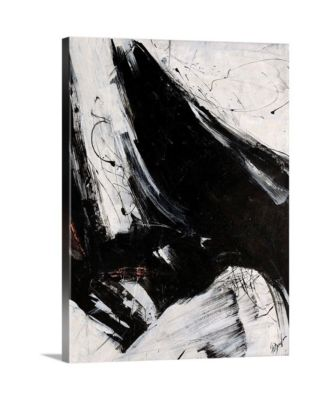 """30 in. x 40 in. """"Staccato II"""" by  Farrell Douglass Canvas Wall Art"""