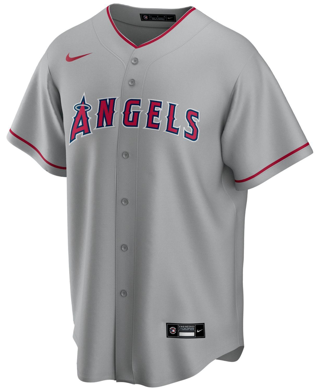 Nike Men's Mike Trout Los Angeles Angels Official Player Replica Jersey & Reviews - Sports Fan Shop By Lids - Men - Macy's