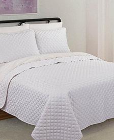 Palazzo 3 Piece Cotton King Quilt Set