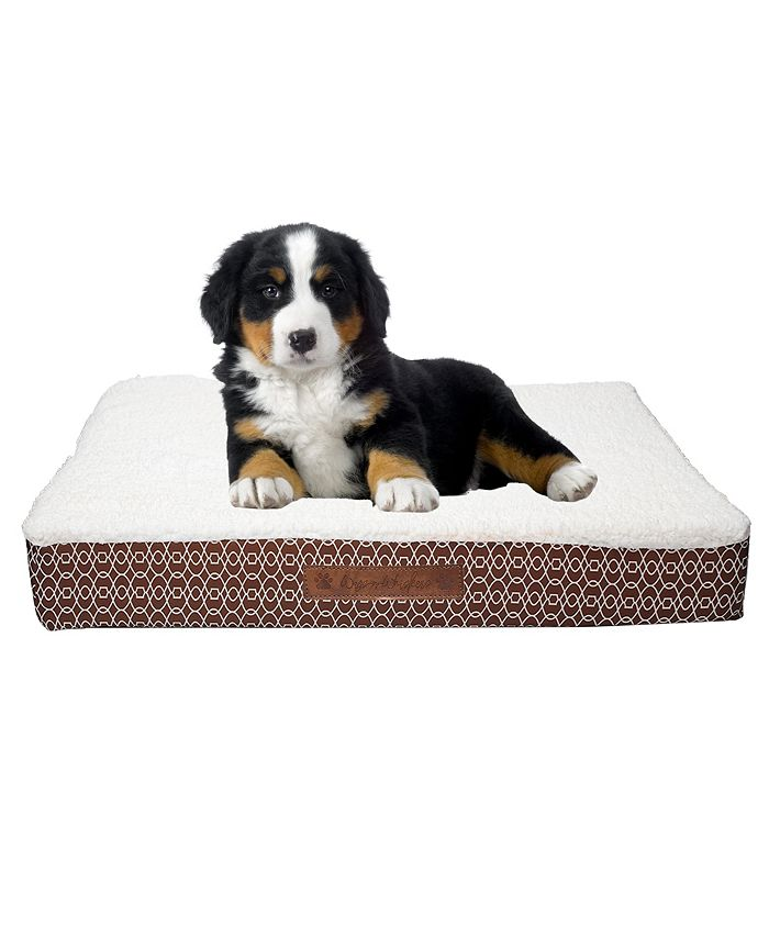 Wags n Whiskers - Bogart Gate Small Orthopedic Pet Bed