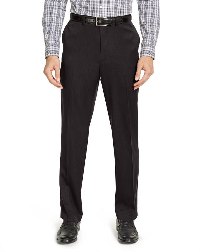 Dockers - Men's Classic-Fit Non-Iron Solid Dress Pants