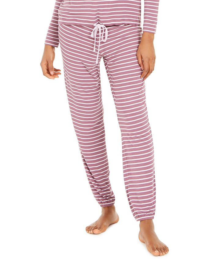 Alfani - Okeo-Tex® Printed Pajamas Pants