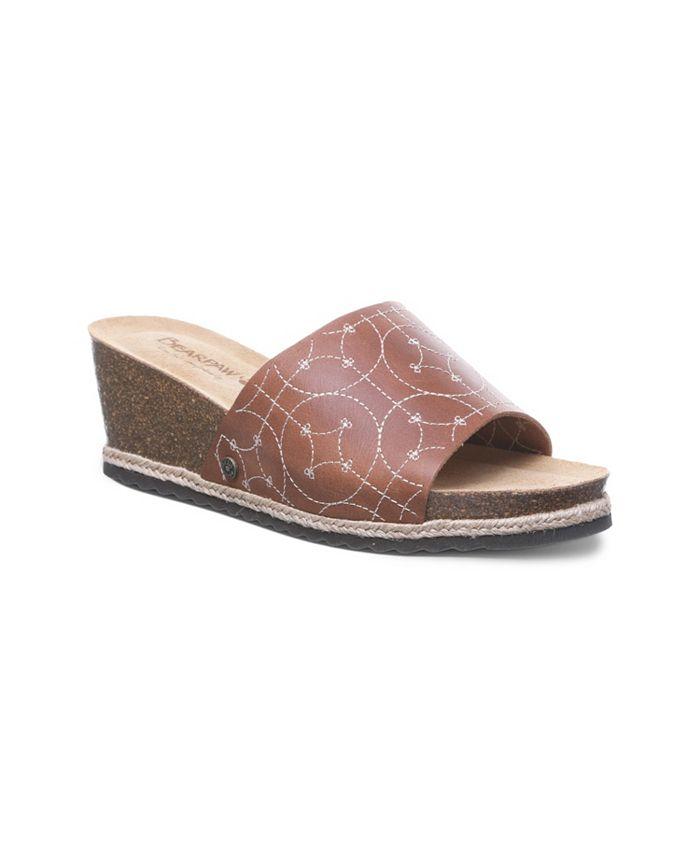 BEARPAW - Evian Wedge Sandals