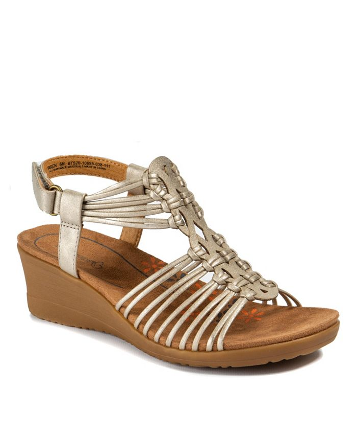 Baretraps - Taren Wedge Sandals