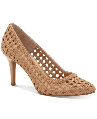 mid heel dress shoes