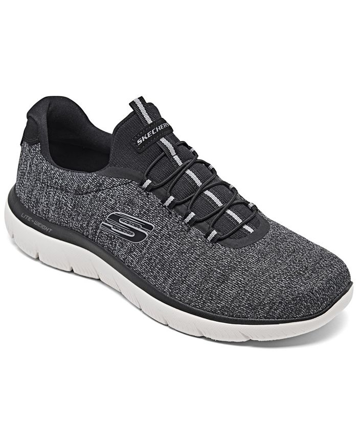 Skechers - Men's Summits Forton Slip-On Casual Sneakers from Finish Line