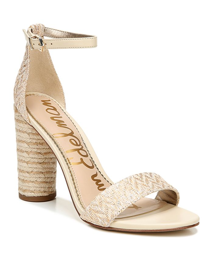 Sam Edelman - Yamile Strappies