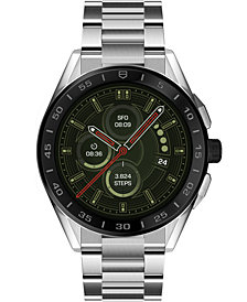 TAG Heuer Connected Men's Stainless Steel Bracelet Smart Watch 45mm