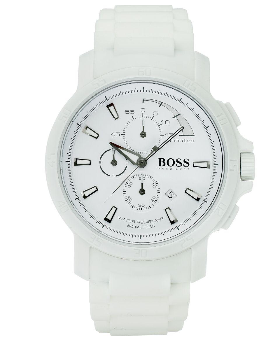 Emporio Armani Watch, Mens Chronograph White Ceramic Bracelet AR1403   Watches   Jewelry & Watches