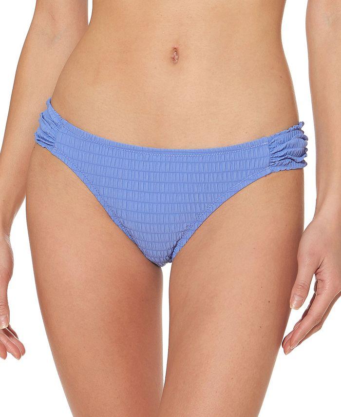Jessica Simpson - Smocked Hipster Bikini Bottoms