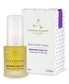 Aromatherapy Associates Mattifying Refining Face Oil, 15ml