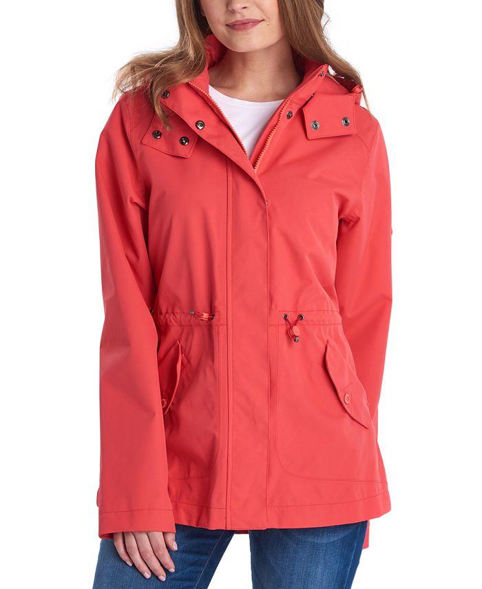 Barbour - Promenade Hooded Jacket