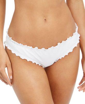 Ruffled-Edge Bikini Bottoms, Created for Macy's
