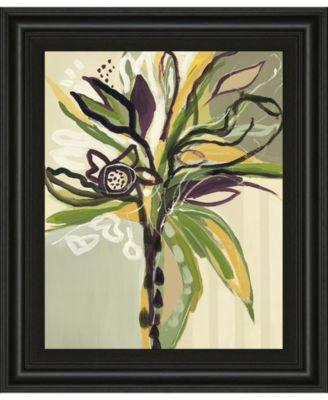 Serene Floral I by A. Maritz Framed Print Wall Art, 22