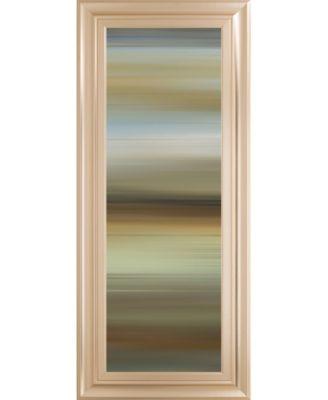 Abstract Horizon I by James McMaster Framed Print Wall Art - 18