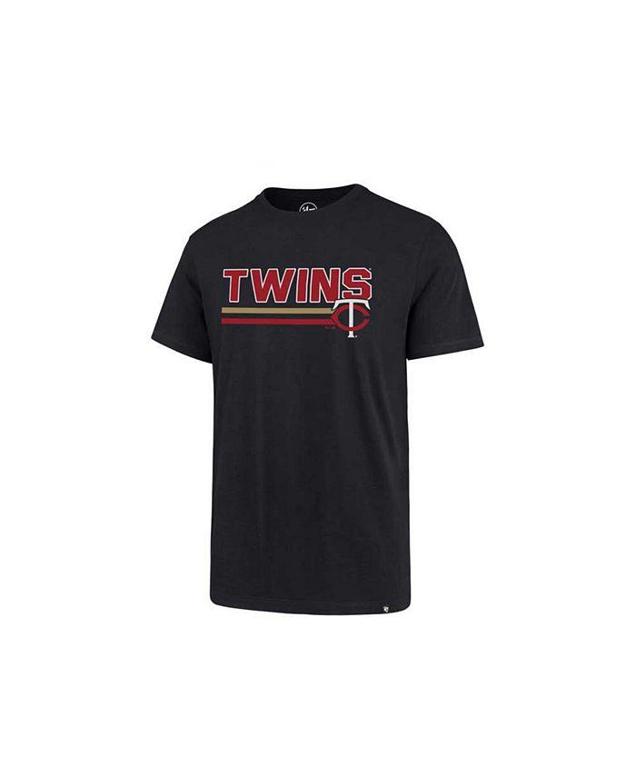'47 Brand - Men's Minnesota Twins Line Drive T-Shirt