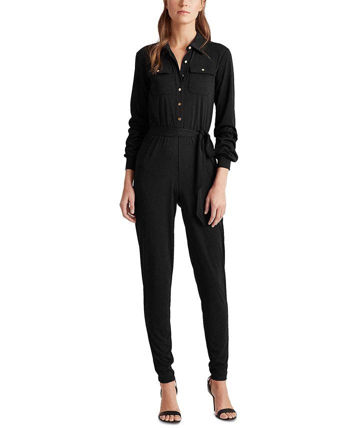 Lauren Ralph Lauren - Utilitarian Style Jumpsuit
