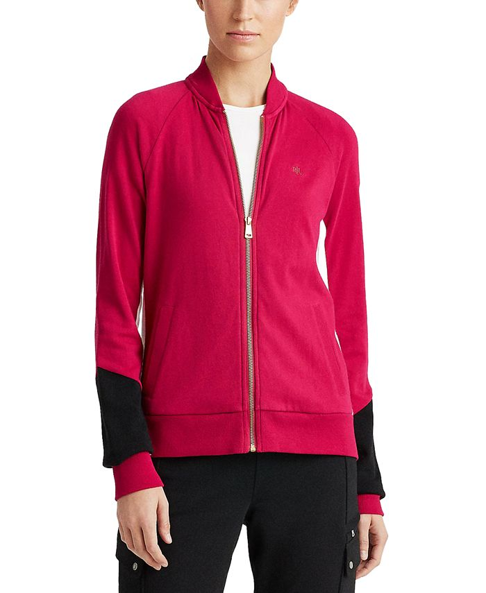Lauren Ralph Lauren - Athleisure-Inspired Jacket