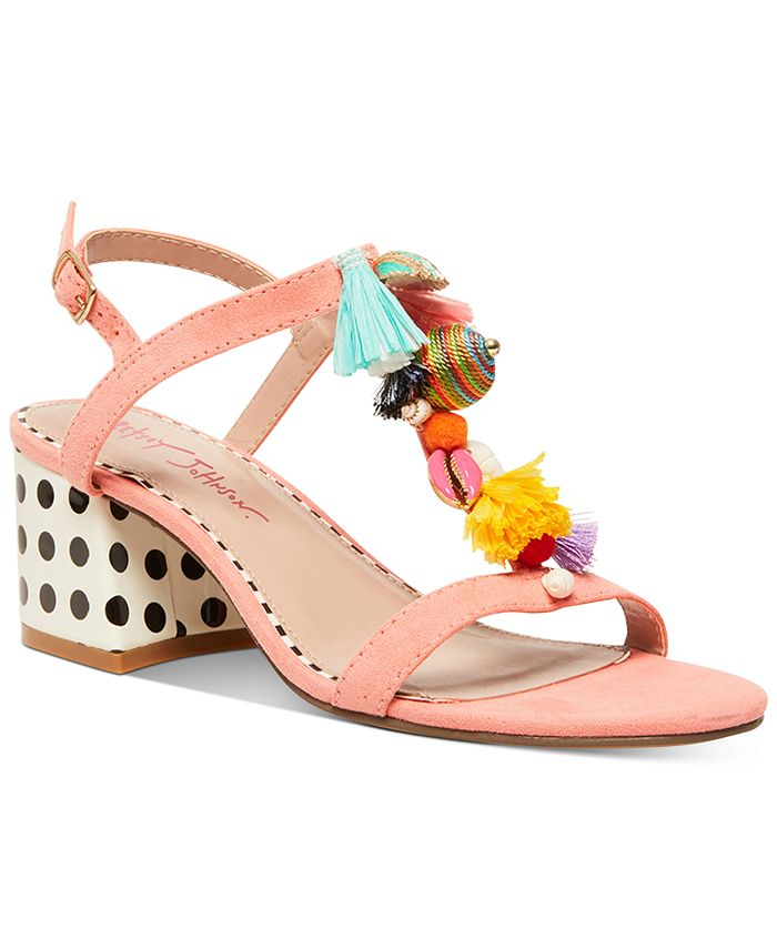 Betsey Johnson - Dynah Dress Sandals