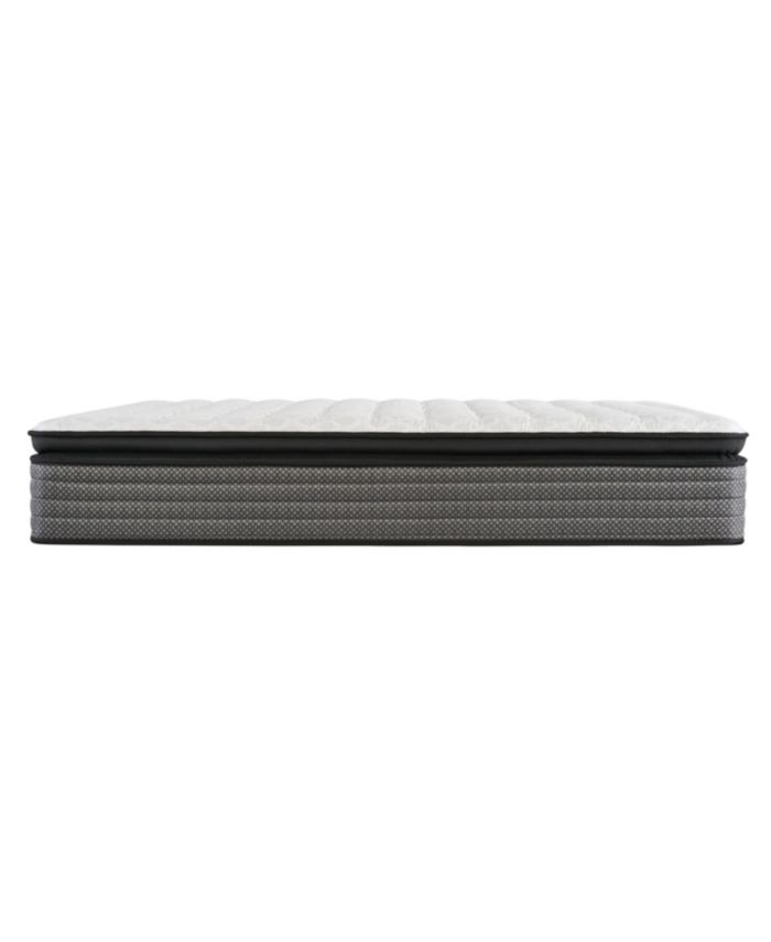 "Sealy Posturepedic Lawson LTD II 13.5"" Cushion Firm Pillow Top Mattress- King & Reviews - Mattresses - Macy's"
