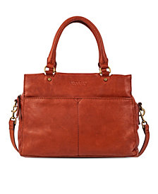 American Leather Co. Sequoia Satchel