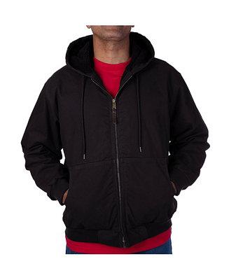 Smith's Workwear Men's Hooded Work Jacket & Reviews - Coats & Jackets - Men  - Macy's