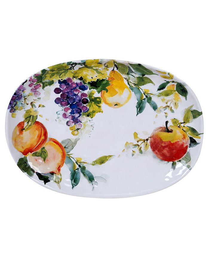 Tracy Porter - Ambrosia Oval Platter