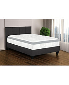 """Primo Everly 14"""" Cushion Firm Euro Pillow Top Mattress -Twin"""