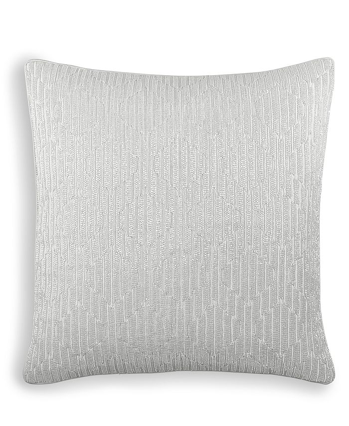 """Hotel Collection - Hotel Olympia 18"""" x 18"""" Decorative Pillow, Created for Macy's"""
