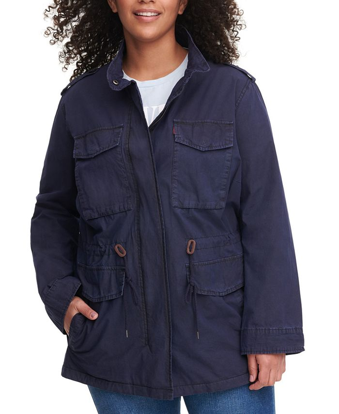 Levi's - Cotton Utility Jacket